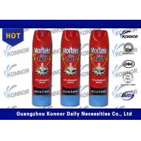 China 400ML Insect Killer Spray , Pest Control Aerosol Insecticide Spray wholesale