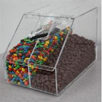 China 2017 clear acrylic beautiful candy display boxes wholesale wholesale