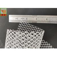 China Plastic Flat Mesh , HDPE Chicken Netting , Plastic Poultry Netting , Diamond Hole , 1 Meter High on sale