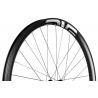 China 148 * 12 MTB 29er Carbon Wheelset , Alex Thru Carbon Fiber Road Wheels wholesale