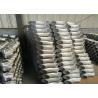 China LR 2205 Duplex Stainless Steel Pipe Fittings Wear Resistance ANSI JIS DIN Standard wholesale