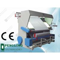 China Open Knitted Fabric Inspection Machine on sale