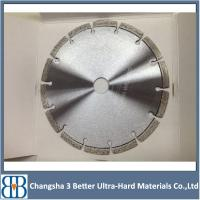 Quality China diamond circular saw blade for marble granite concrete for sale
