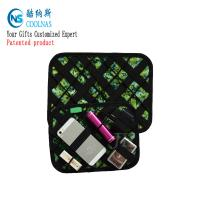 China Eletronic GRID Gadget Organizer , Travel Cable Gadget Organiser Bag wholesale