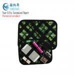 China Eletronic GRID Gadget Organizer , Travel Cable Gadget Organiser Bag wholesale