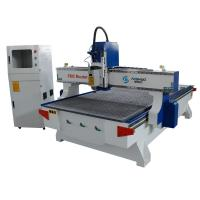 Buy cheap 15KW Woodworking CNC Router Wood Carving Machine Ncstudio Control System from wholesalers