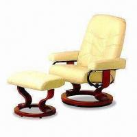 China Leisure Massage Chair with Ottoman and Heating Function wholesale