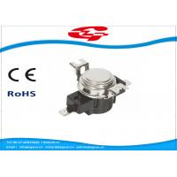 China KSD302 Snap Action Thermostat For Heating Machine And Ventilation Equipment wholesale