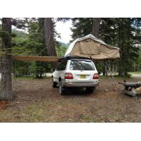 China Movable 4x4 Roof Rack Awning Integrated Structure UV Resistance And Waterproof wholesale