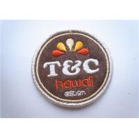 China Customized Embroidered Patches Custom 3D Rubber Patches For Shirt wholesale