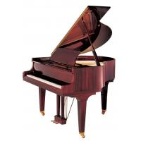 Quality 166cm Polished Acoustic Grand Piano Concert Pianos with Hydraulic Descent Device for sale