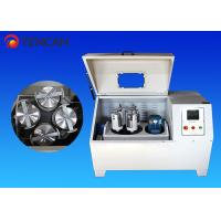 China 4L Full Directional Planetary Ball Mill 360 Degrees Turnover with 4x 1500ml mill jars wholesale