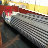 Buy cheap Custom Seamless Stainless Steel Pipes For Fluid Transportation GB/T 14976 from wholesalers