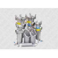 Automatic Self Cleaning Strainer , SF Filter High Pressure Water Filter Housing
