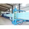 China Continuously Automatic Horizontal Mattress Sponge Foam Making Production Line wholesale