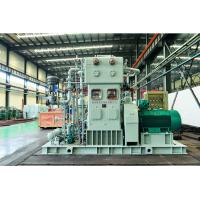 China Hydrogen Compressor Series ZW-95.6/30 ZW-71/30 Vertical,four row,three stage casting steel grey colour wholesale