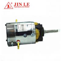 China Constant Working Direct Current Electric Motor 24 Volt 1.2KW 284mm Length wholesale