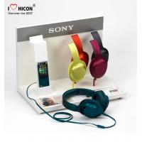 Buy cheap Shopper Marketing Accessories Display Stand Headphone Retail Store Display Fixtures from wholesalers