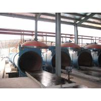 China Textile Sand Lightweight AAC Brick Autoclave Pressure Vessel / AAC Block Plant wholesale