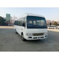 China Luxury Utility Vehicle 30 Passenger Coach Diesel With Cummins Engine wholesale