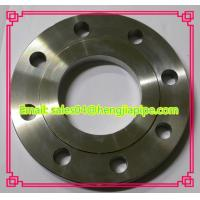 forged steel pipe flanges