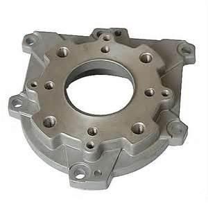 China Customizing 8407, H13 Precision Aluminium die casting parts for Auto parts, Machine parts wholesale