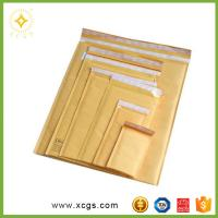 China Whole sales Kraft bubble mailer size and printing are customized on sale