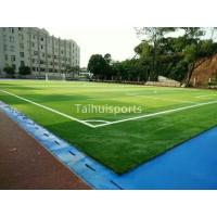 China School Artificial Turf Underlay Soundproofing , Football Shock Pads Durable wholesale
