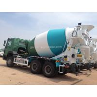 China HOWO Mixer Trucks- 371HP - 9m3, Concrete Mixer Trucks, Mixer Trucks-8m3, Mixer Body, 10m3 Mixer Trucks wholesale
