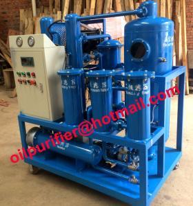 China Portable Turbine Oil recycling machine, Gas steam turbine oil regeneration plant wholesale