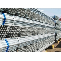 China ASTM A53 GrB 4 Inch DN40x4mm hot Dipped Galvanized Steel Pipe/40x60 galvanized rectangular steel pipe/SMLS steel tube wholesale
