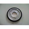 China Textile Machinery Stenter Brushes Roll Cotton Spindle Nylon Bristle Aluminum Body wholesale