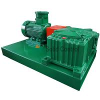 China High 18.5kw motor power Drilling Mud Agitator is used in the surface mud tank from TR Solids Control on sale