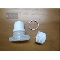 Buy cheap Food Grade Polyethylene Pour Spout Caps Outer Diameter 17 Millimeter from wholesalers