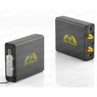 Quality GPS106B Car Safety Vehicle GPS Tracker W/ Armed by remote-controller & geo for sale