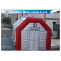 China Inflatable Emergency Shelters Airtight Tunnel Tent Equipment Air Inflatable Tent wholesale
