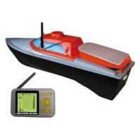 China China Plastic 2A 110v - 240v Remote controlled RC Bait fishing boat for Sale wholesale