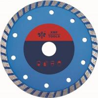 China Porcelain  Concrete Diamond Stone Cutting Disc  150mm 180mm   Fast Speed Blue wholesale