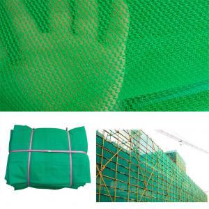 China Green, Blue, 100% Virgin HDPE Construction Building Safety Barrier Net, Scaffolding (scaffold) Net, Debris Net, PE Shadi on sale