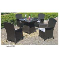 China High back outdoor dining chair-8060 wholesale