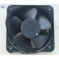 China brushless axial ac motor with 220V size of 200 * 200 * 60mm industrial electronic fan for air cooler wholesale