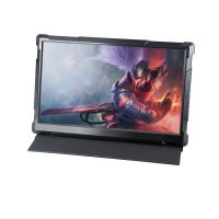 China 100 SRGB FHD PS4 Portable Monitor With Accurate Color Reproduction Customized Size wholesale