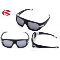 China Basketball / Football Sports Glasses Anti Fog Anti Collision Sports Goggles Black wholesale