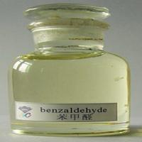 China Pharmaceutical Intermediate Benzaldehyde Raw Material Colorless Liquid  No 100-52-7 on sale