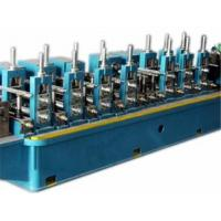 China Steel ERW Tube Mill Line Cold Cut Saw Convenient High Frequency Cold Cutting wholesale