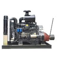 China 200hp Diesel Engine with clutch and belt pulley wholesale