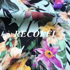 China Custom Digital Printing Econyl Swimwear Fabric Oeko Tex Standard 100 wholesale