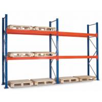 China 3 Levels  Adjustable Hot Sell Heavy Duty Warehouse Storage  Pallet Racking System wholesale