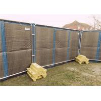 China Temporary Noise Barriers Customized You Own Size to Suit for you Project wholesale