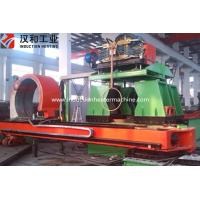Buy cheap Heating Induction Pipe Bending Machine with Medium Frequency Power product